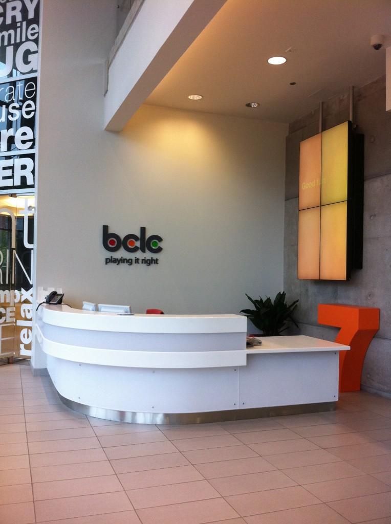 BCLC Reception