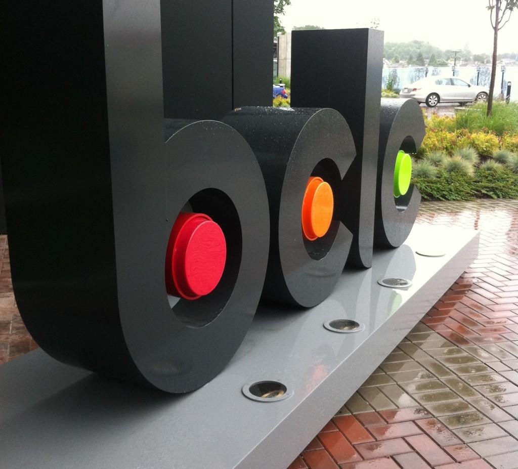 BCLC Sculpture (Front)