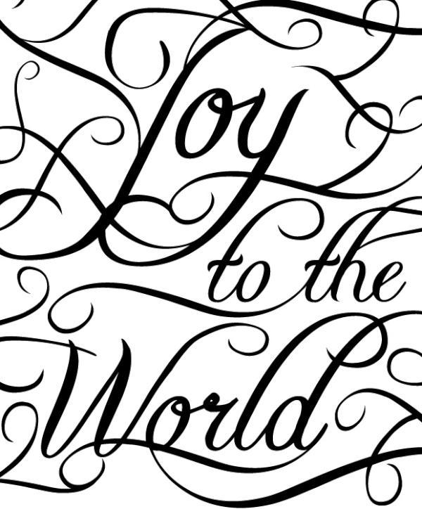 Typgraphic illustration