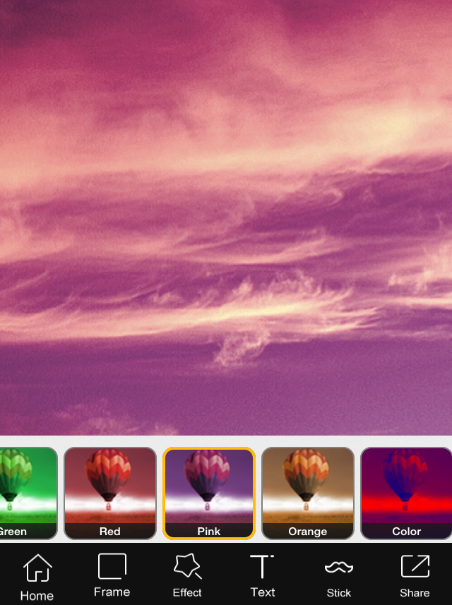 Instagram edencarlsen working with instagram filters add pink filter ccuart Image collections