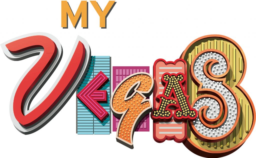 Design Spotlight: MyVegas logo